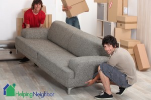 Best considerations for moving furniture